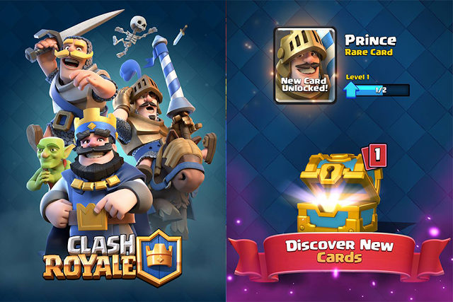 Descarga el archivo APK de Clash Royale