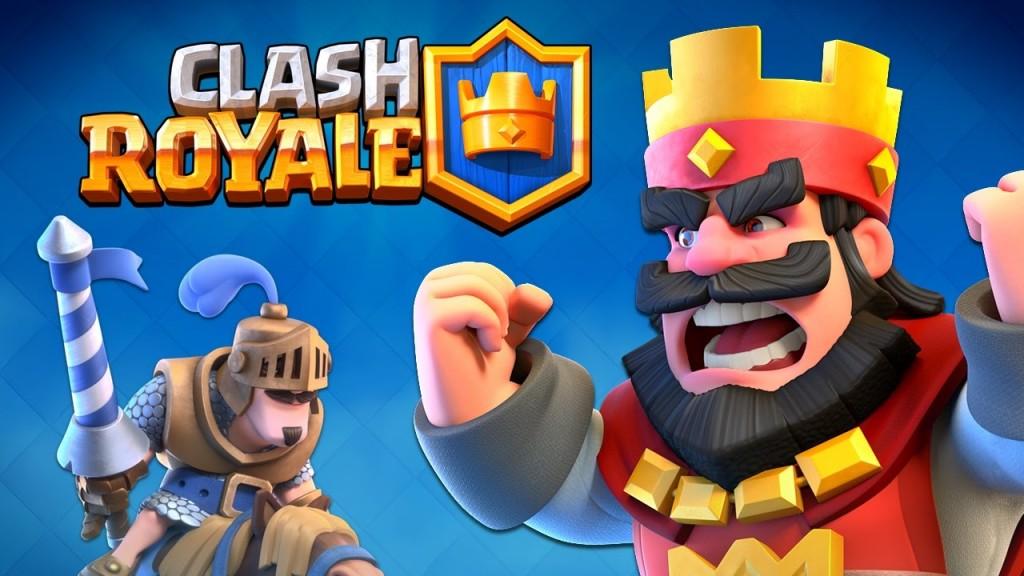 Descargar gratis Clash Royale, el juego más popular del momento