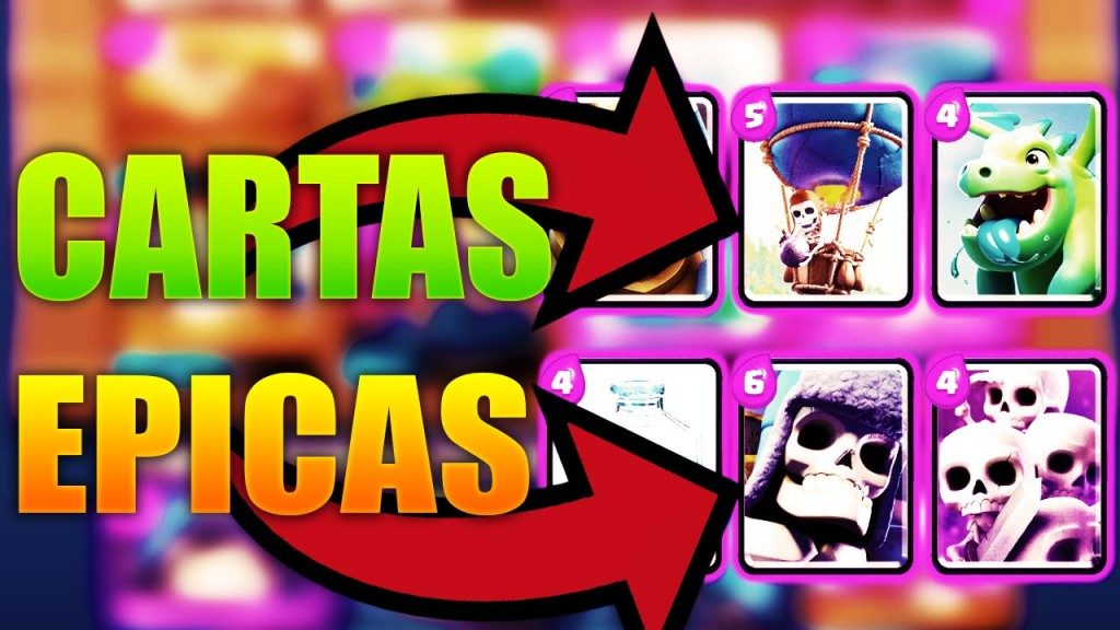 Cartas-epicas-clash-royale
