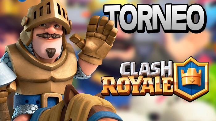 clash royale torneo