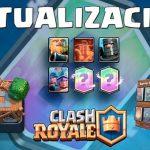 se filtra nueva actualizacion clash royale