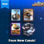 nuevas barajas en clash royale