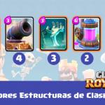 Las 5 mejores estructuras de Clash Royale