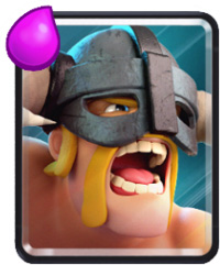 clash royale cartas barbaros elite