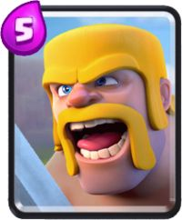 clash royale cartas barbaros