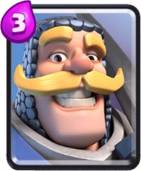 clash royale cartas caballero