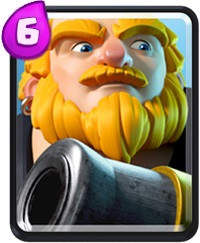 clash royale cartas gigante noble