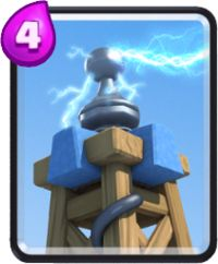 clash royale cartas tesla