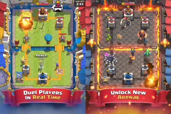 Descargar Clash Royale para Android completamente gratis