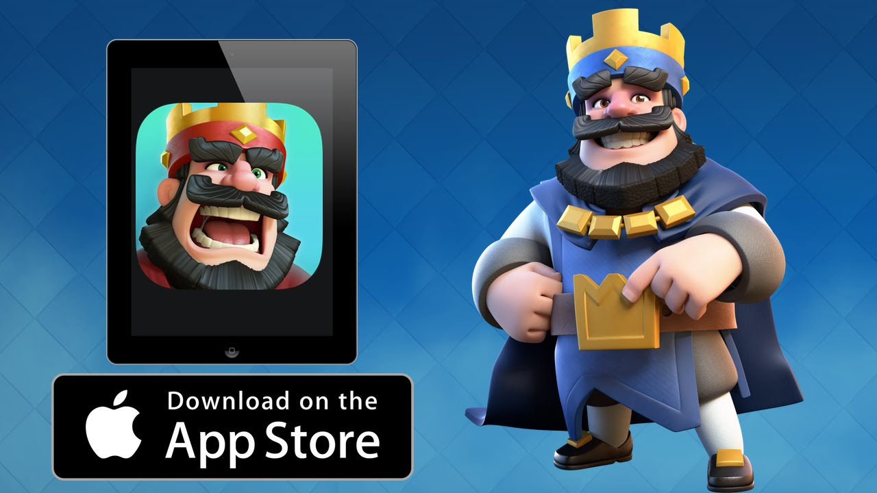 Descarga gratis Clash Royale para iPhone y iPad en la App Store