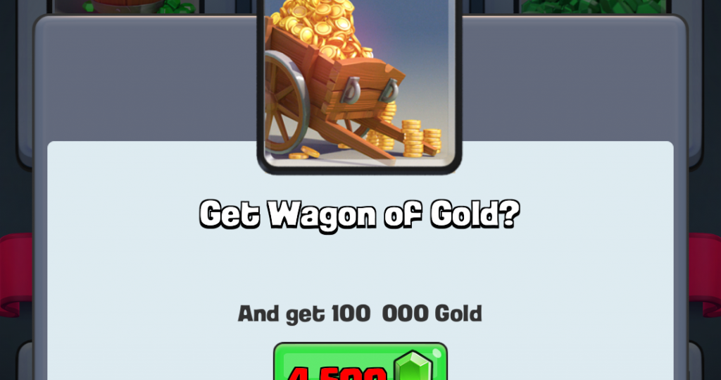 Oro-Clash-Royale
