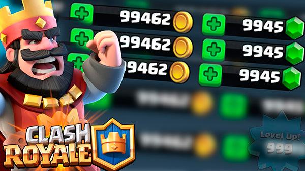 Como conseguir gemas gratis en Clash Royale