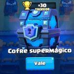cofres supermagicos gratis clash royale