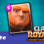 gigante carta o baraja clash royal