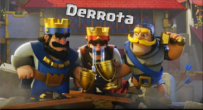 la peor estrategia de clash royale