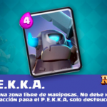 carta mini pekka clash royale