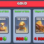 como conseguir muchas monedas en clash royale