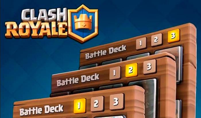 El mazo imparable en Clash Royale