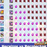 hechizos recolector elixir clash royale